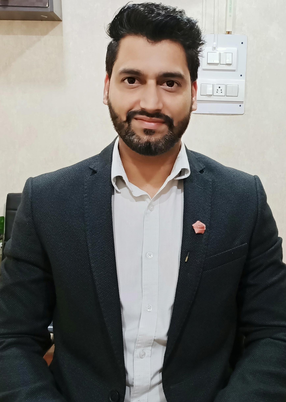 Mr. Ankit Dev