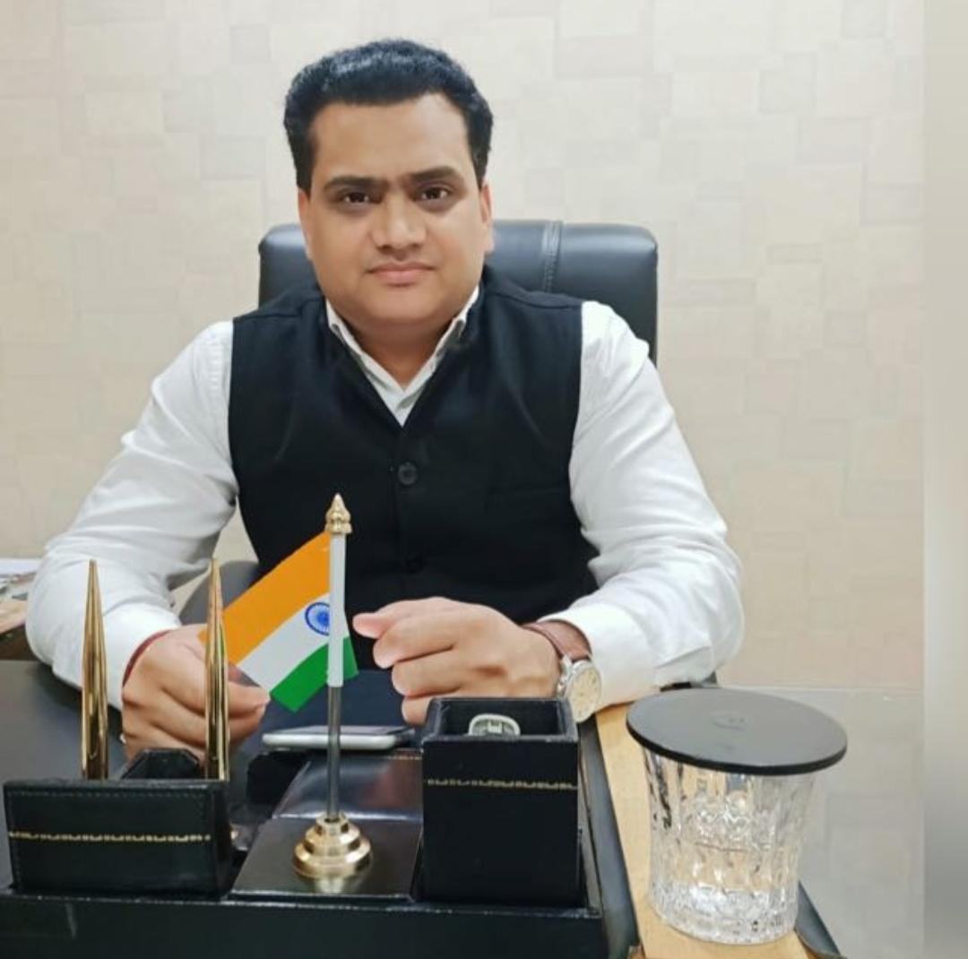 Mr. K. K. Sharma