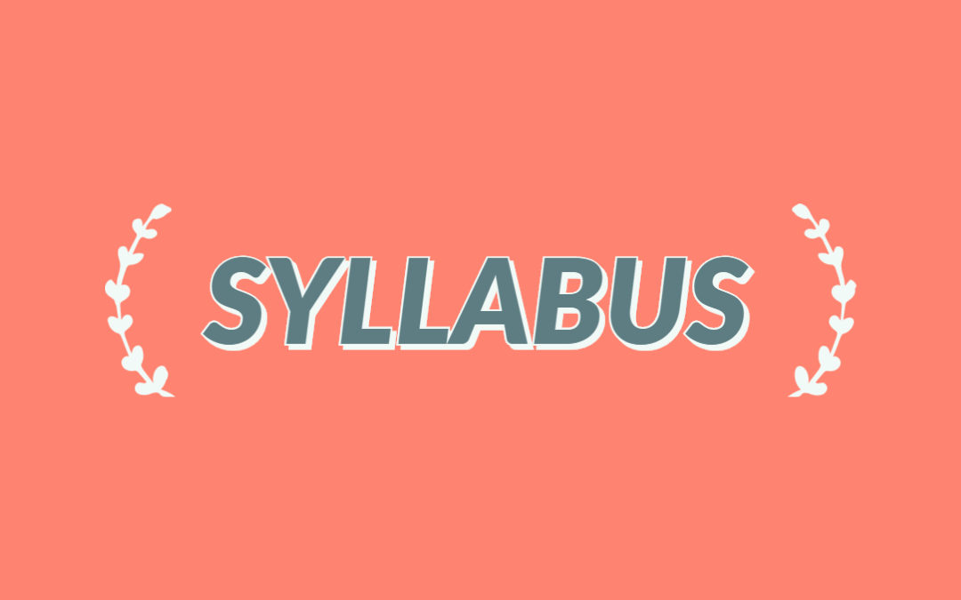 CLAT SYLLABUS- All you need to know
